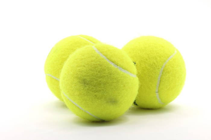 Lavar tu edredon en Ecolaundry, truco pelotas tenis